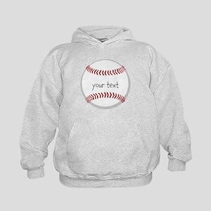 Baseball Kids Hoodie