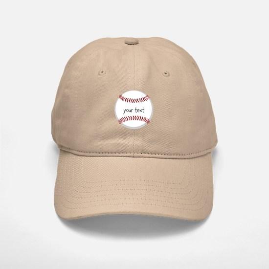 Baseball Baseball Baseball Cap