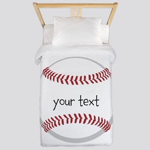 Baseball Twin Duvet