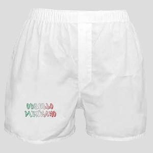 Orgullo Mexicano Boxer Shorts