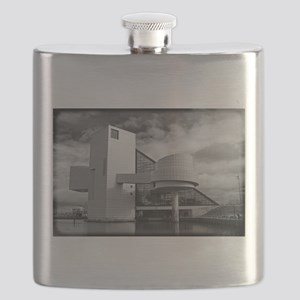 Rock Roll Hall of Fame and Museum Flask