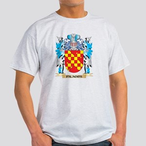 Palacios Coat of Arms - Family Crest T-Shirt