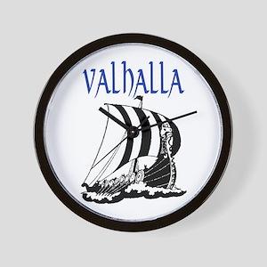 VALHALLA #2 Wall Clock