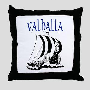 VALHALLA #2 Throw Pillow