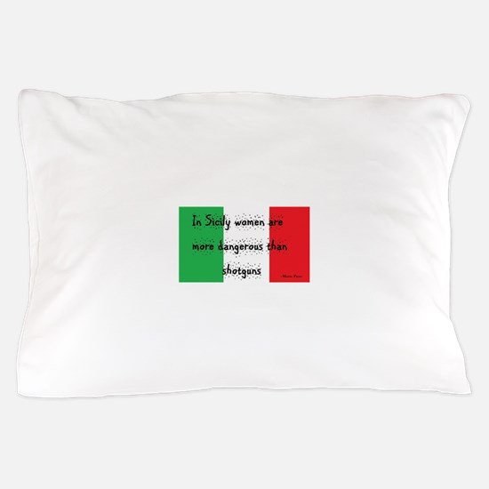 In Sicily Pillow Case