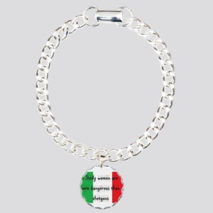 In Sicily Charm Bracelet, One Charm