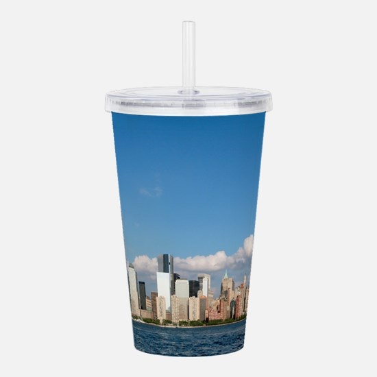 Stunning new New York Acrylic Double-wall Tumbler