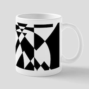 Triangles And Circles #6 Mugs