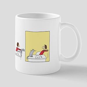 cpcatsworking Mugs