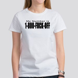 My 1800-# Women's T-Shirt