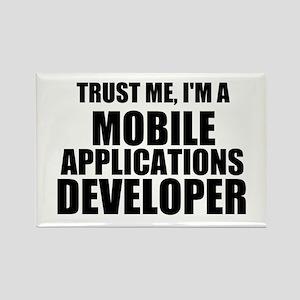 Trust Me, I'm A Mobile Applications Developer Magn