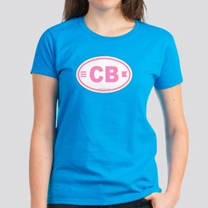 Carolina Beach Women's Dark T-Shirt