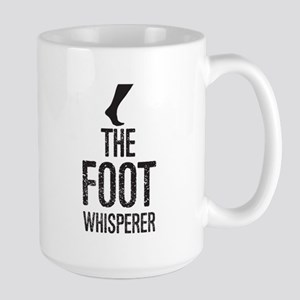 The Foot Whisperer Mugs