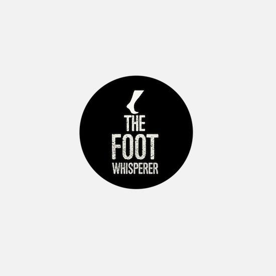 The Foot Whisperer Mini Button