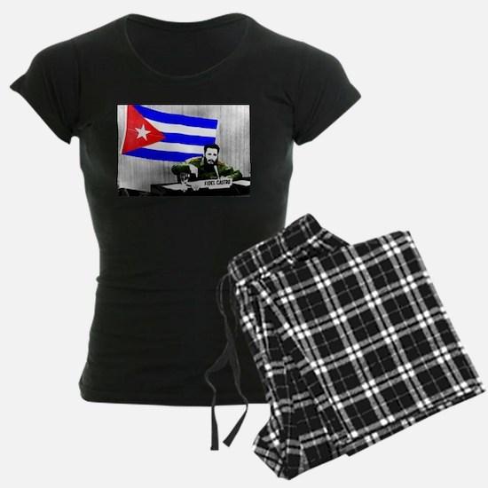 President Fidel Alejandro Ca Pajamas