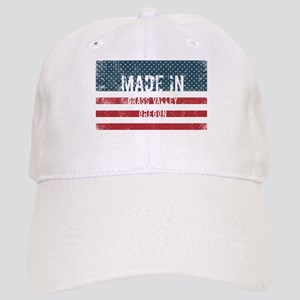 Made in Grass Valley, Oregon Cap