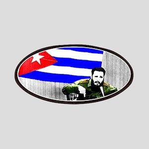 President Fidel Alejandro Castro Ruz Cuba Patches