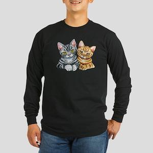 2 American Shorthair Long Sleeve T-Shirt