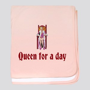 Queen For A Day baby blanket