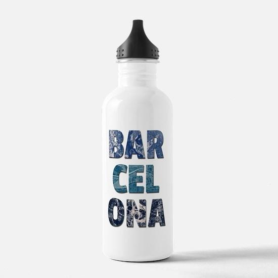 Unique Ceramic Water Bottle