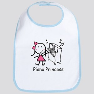 Piano - Princess Bib