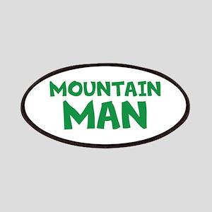 MOUNTAIN MAN Patches