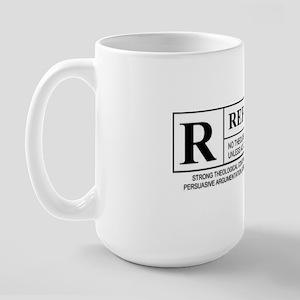 Reformed Large Mug