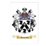 Jacquotet Postcards (Package of 8)