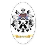 Jacquot Sticker (Oval 10 pk)