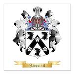 Jacquinet Square Car Magnet 3