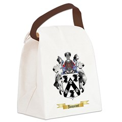 Jacquinet Canvas Lunch Bag