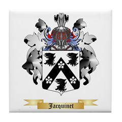 Jacquinet Tile Coaster