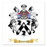 Jacquinel Square Car Magnet 3