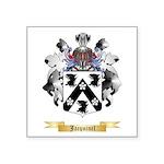 Jacquinel Square Sticker 3