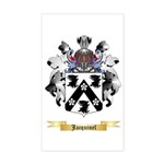 Jacquinel Sticker (Rectangle)
