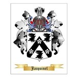 Jacquinel Small Poster