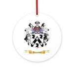 Jacquinel Ornament (Round)
