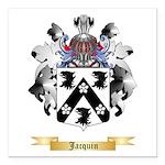 Jacquin Square Car Magnet 3