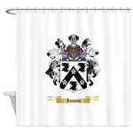 Jacquin Shower Curtain
