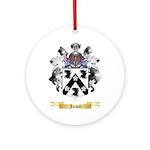 Jacqui Ornament (Round)
