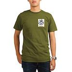 Jacquenet Organic Men's T-Shirt (dark)
