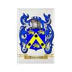 Jacquemot Rectangle Magnet (10 pack)