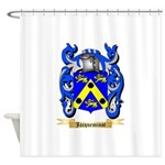 Jacqueminot Shower Curtain