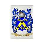 Jacqueminet Rectangle Magnet (100 pack)