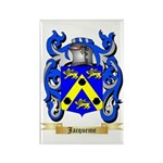 Jacqueme Rectangle Magnet (100 pack)