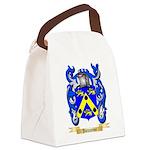 Jacqueme Canvas Lunch Bag