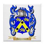Jacquemard Tile Coaster