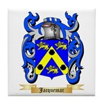 Jacquemar Tile Coaster