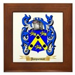 Jacquemar Framed Tile
