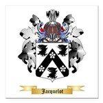 Jacquelot Square Car Magnet 3